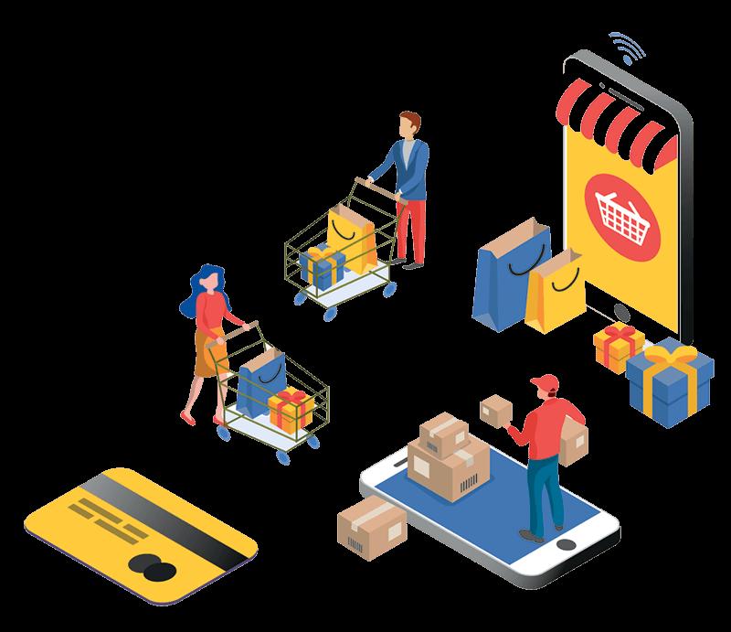 طراحی سایت فروشگاهی|قیمت های متنوع