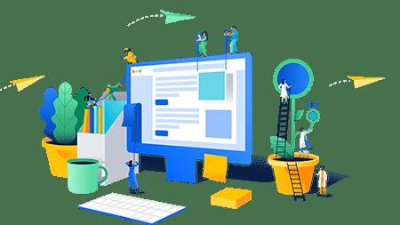 مزایای طراحی سایت شرکتی