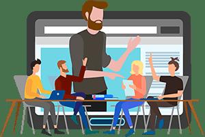 مزایای طراحی سایت آموزشگاهی